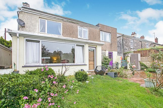 Thumbnail Detached house for sale in Vyvyans Terrace, Praze, Camborne, Cornwall