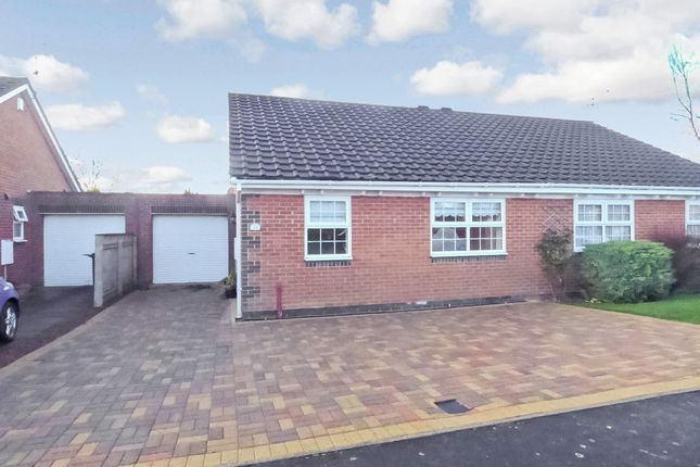 Bungalow to rent in Paddock Hill, Ponteland, Newcastle Upon Tyne