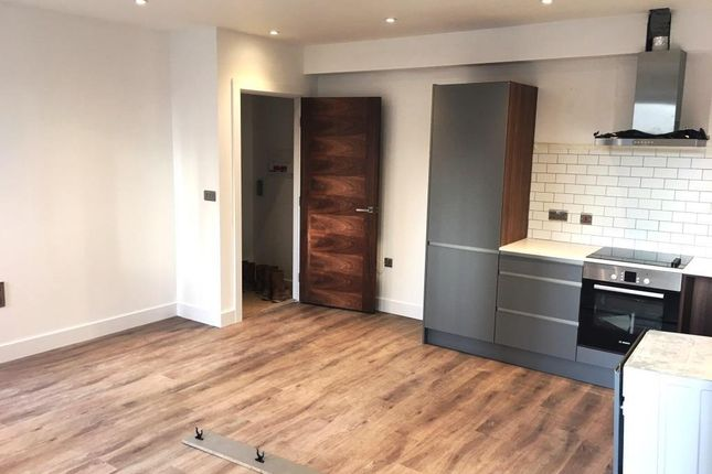 Thumbnail Flat to rent in Brayford Wharf North, Lincoln