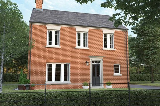 Thumbnail Detached house for sale in The Richmond, Plot 24, Deer Park Lane, Off Coach Road, Ripley