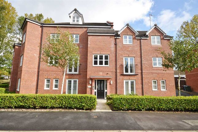 Thumbnail Flat to rent in Duxbury Gardens, Chorley