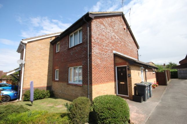 1 bed terraced house to rent in Coverdale, Luton LU4