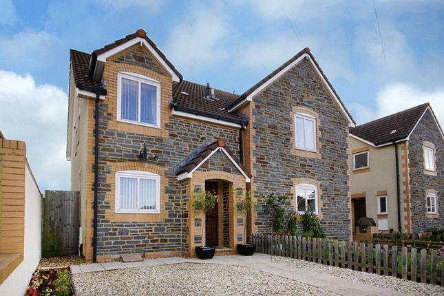 Thumbnail Semi-detached house for sale in South View Crescent, Coalpit Heath, Bristol