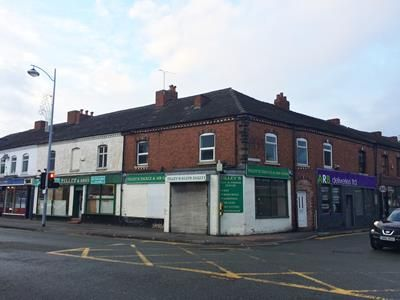 Thumbnail Retail premises to let in 109A-113 Nantwich Road, Crewe, Cheshire