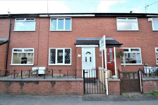 Thumbnail Terraced house to rent in St Marys Street, Latchford, Warrington