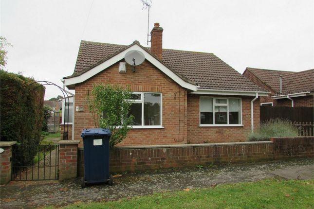 Thumbnail Detached bungalow to rent in Desborough Road, Hartford, Huntingdon