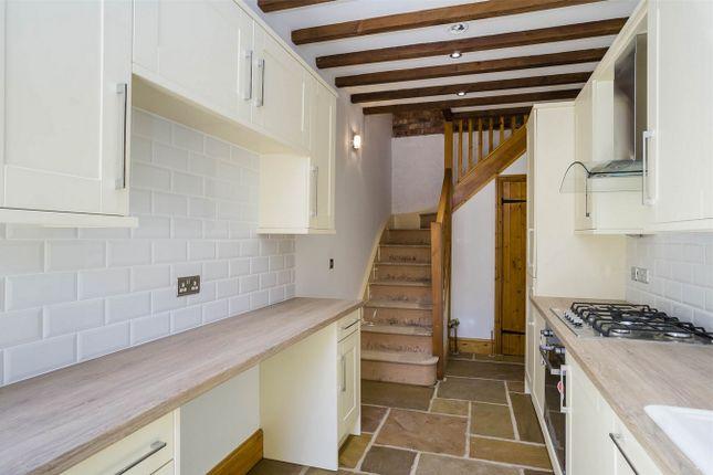 Thumbnail Terraced house for sale in Enholmes Farm, Patrington, East Riding Of Yorkshire