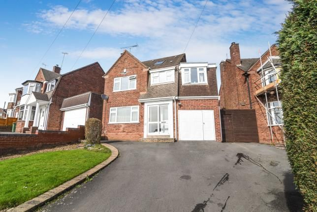 Thumbnail Detached house for sale in Raddens Road, Lapal, Halesowen, West Midlands