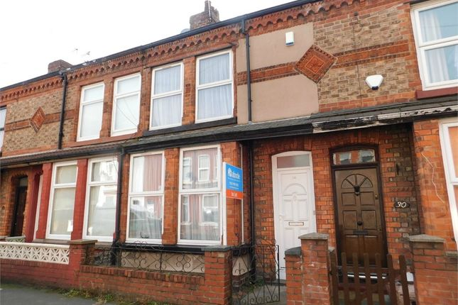 Thumbnail Terraced house to rent in Durham Road, Liverpool, Merseyside