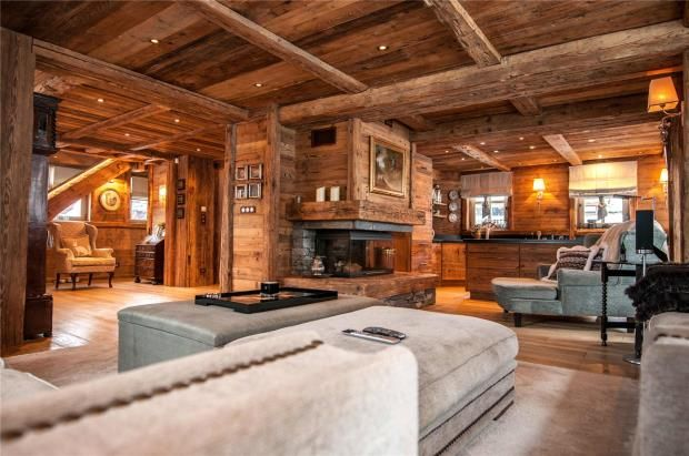 Thumbnail Property for sale in Cospillot, Courchevel 1850, French Alpes, 73120