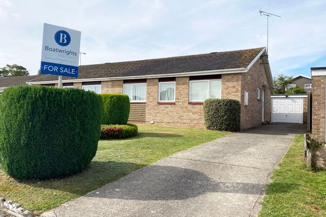 2 bed semi-detached bungalow for sale in Thurlow Close, Amesbury, Salisbury SP4