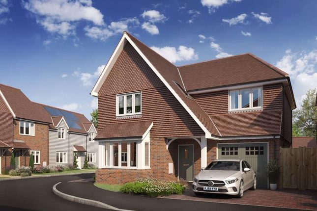 Thumbnail Detached house for sale in Ashplats, East Grinstead, West Sussex