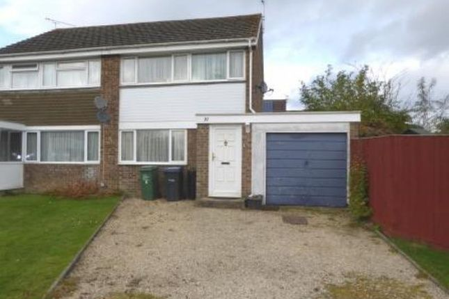Thumbnail Semi-detached house for sale in Deansfield, Cricklade, Swindon