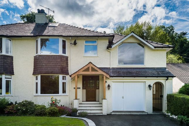 Thumbnail Semi-detached house for sale in Braithwaite, Keswick