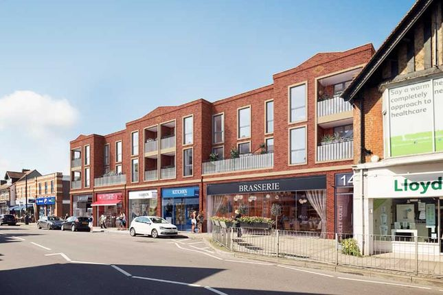 Thumbnail Flat for sale in High Street, Cobham