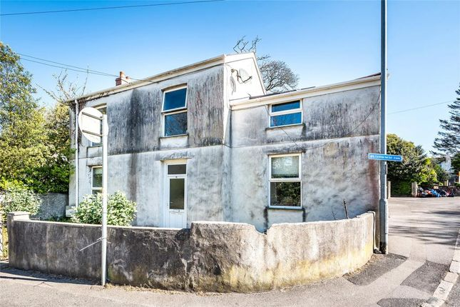 Thumbnail Detached house for sale in Green Lane, Redruth, Cornwall