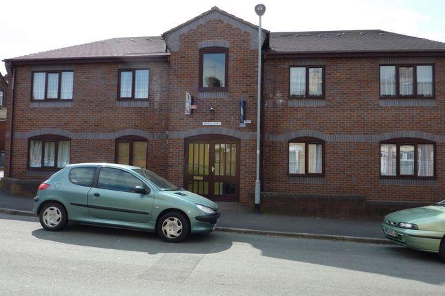 Thumbnail Flat to rent in Minshall Court, Heron Cross