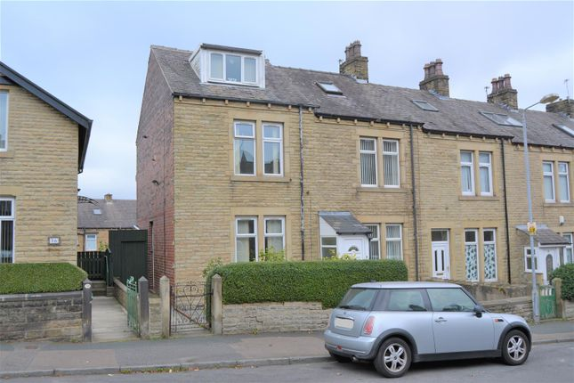 Thumbnail End terrace house for sale in Arnold Street, Birkby, Huddersfield