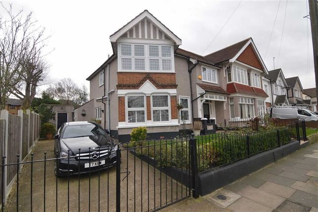 Thumbnail Semi-detached house for sale in College Avenue, Grays, Essex