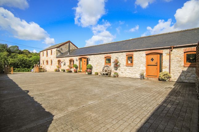 Thumbnail Barn conversion for sale in Hensol Road, Miskin, Pontyclun