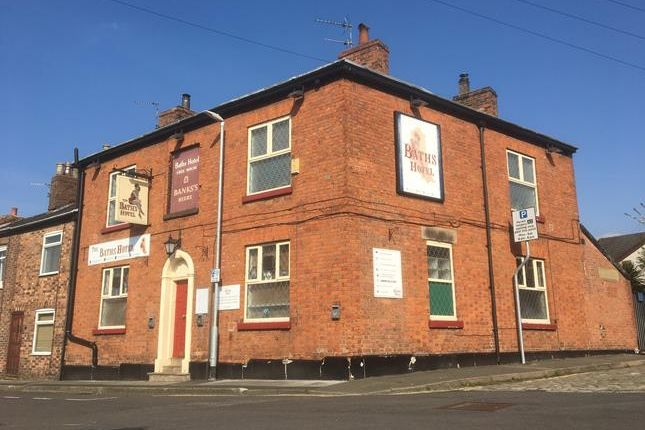 Thumbnail Retail premises for sale in The Baths, 40 Green Street, Macclesfield, Cheshire
