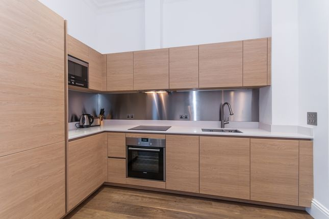 Kitchen of Sterling Mansions, Goodman's Fields, Aldgate E1