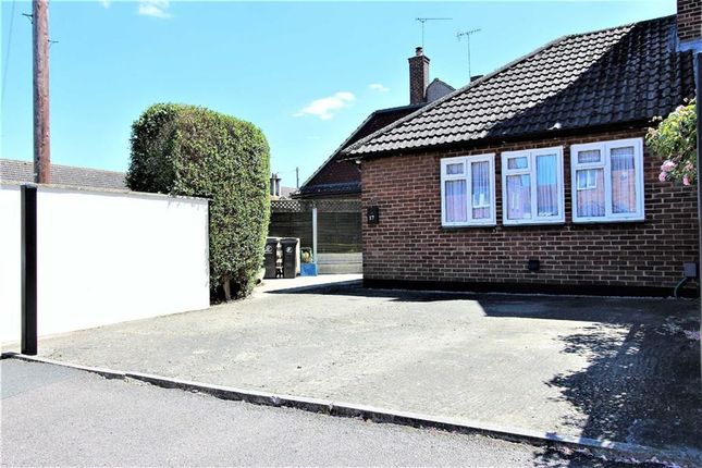 Thumbnail Bungalow for sale in Ibbetson Path, Loughton, Essex