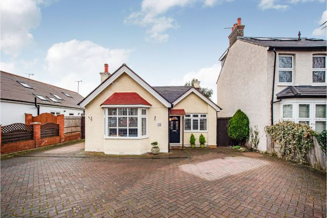 Thumbnail Detached bungalow for sale in Malvina Avenue, Gravesend