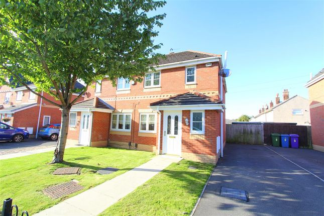 Thumbnail Semi-detached house for sale in Rockwell Road, West Derby, Liverpool