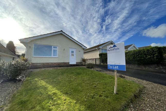 3 bed bungalow to rent in Cefn Road, Glais, Swansea SA7