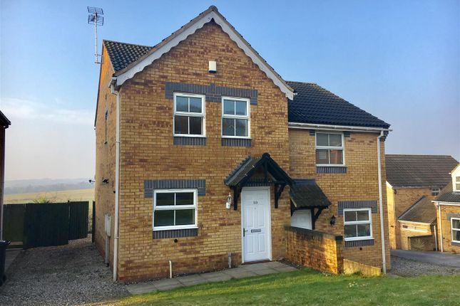Thumbnail Semi-detached house to rent in Park Lane, Pinxton, Nottingham