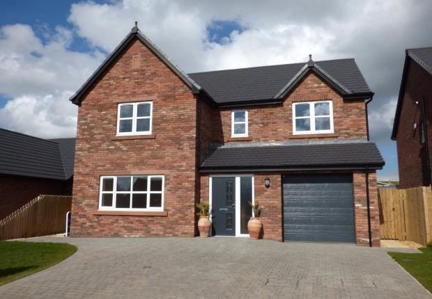 Thumbnail Detached house for sale in Plot 7 (Detached House), Thornedge Development, Station Road, Cumwhinton