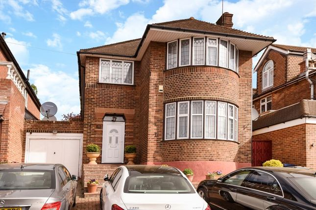 Thumbnail Detached house for sale in Northiam N12, Woodside Park,