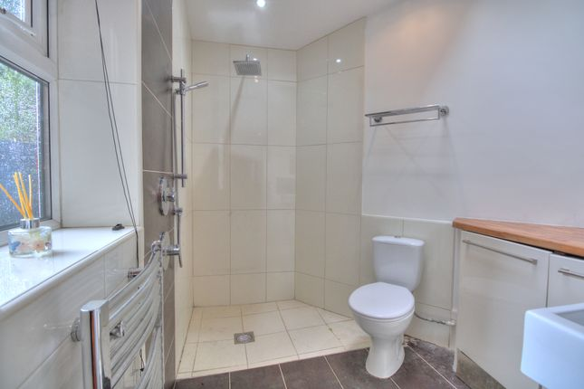 Wetroom of Salterns Road, Parkstone, Poole BH14