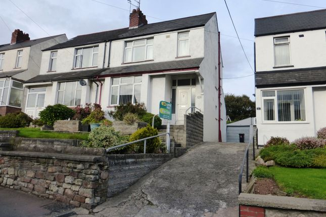Thumbnail Semi-detached house for sale in Ty Mawr Road, Rumney, Cardiff