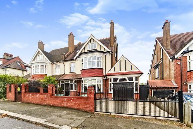 Thumbnail Semi-detached house for sale in Beechwood Road, Sanderstead