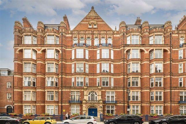3 bed flat for sale in Bickenhall Street, London W1U