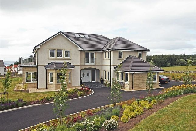 Thumbnail Detached house for sale in 11, Heights Of Woodside, Inverness