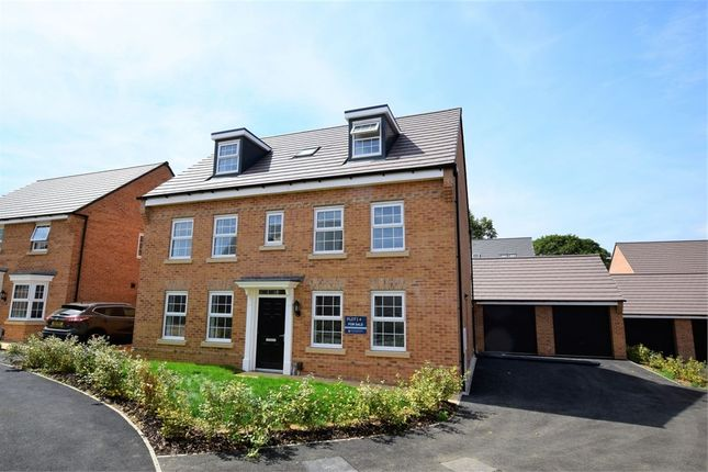 Thumbnail Detached house for sale in Ward Street, Earls Barton, Northampton