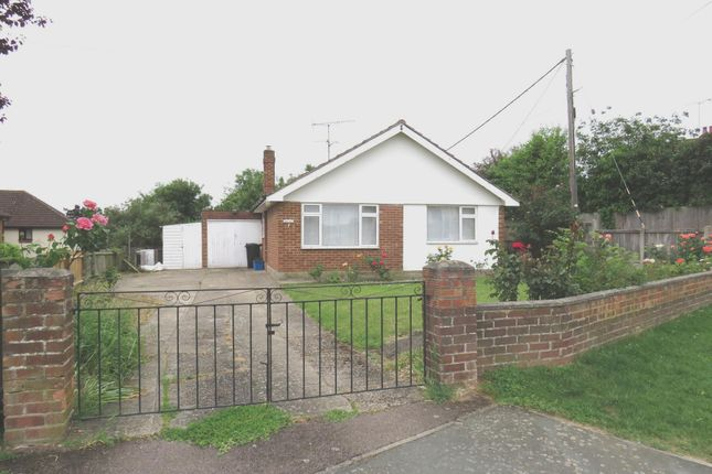 Thumbnail Detached bungalow for sale in Walden House Road, Great Totham, Maldon