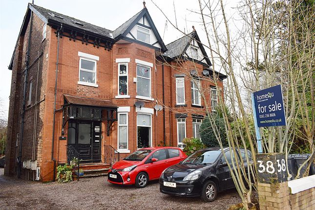 Thumbnail Flat for sale in Palatine Road, Withington, Manchester