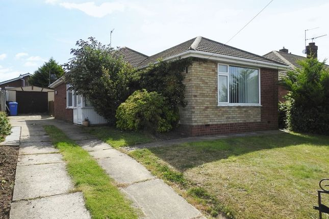 Thumbnail Detached bungalow to rent in Hadleigh Drive, Lowestoft
