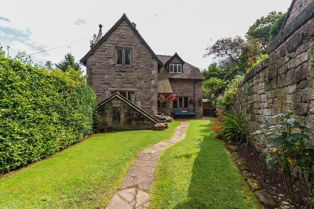 Thumbnail Country house for sale in Camrose Hill, Rudyard, Staffordshire