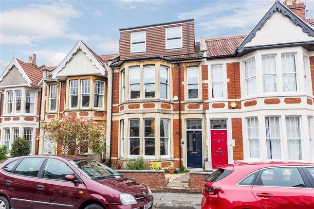 Thumbnail Terraced house for sale in St Albans Road, Westbury Park, Bristol