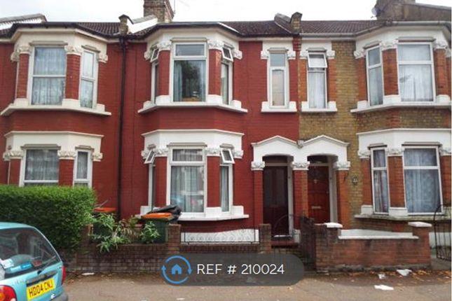 Thumbnail Terraced house to rent in Coleridge Avenue, London