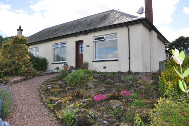Thumbnail Semi-detached house for sale in Ben Dhu, Blairinroar, By Comrie