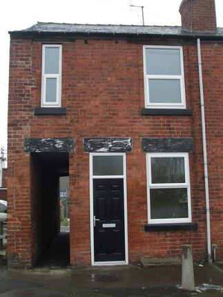 Thumbnail End terrace house to rent in Frederick Street, Mexborough