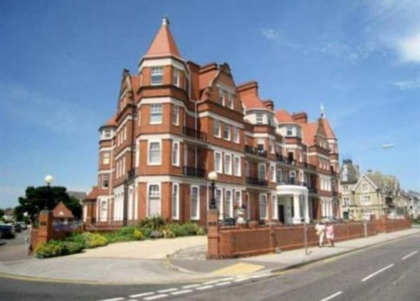 Thumbnail Flat for sale in The Grand, Marine Parade East, East Clacton