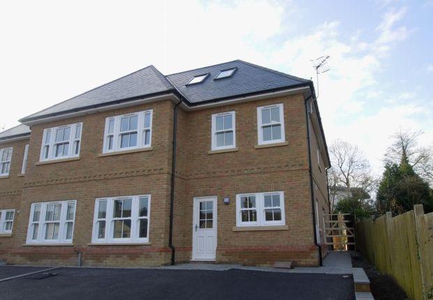 Thumbnail Semi-detached house to rent in Akehurst Lane, Sevenoaks