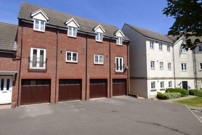 Town house to rent in Pampas Court, Tuffley, Gloucester